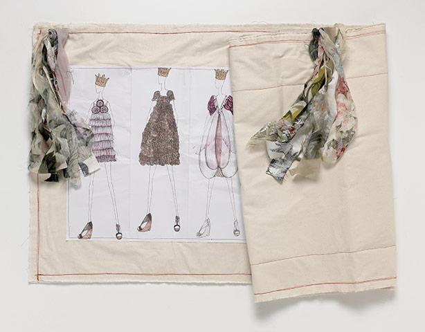 Fashion Designers Sketchbooks Hywel Davies